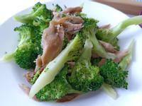 高蛋白~炒雞肉花椰菜Costco雞腿變化