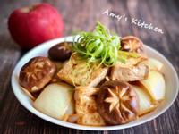 洋蔥燒豆腐/家常菜