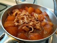 冬瓜燒五花肉片