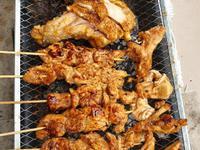 印尼咖哩辣烤雞