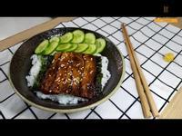 【蔬食家常料理】純素蒲燒鰻魚飯