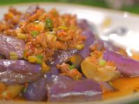魚香茄子 五辛素