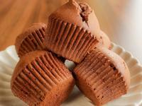 巧克力瑪芬小蛋糕  簡易食譜