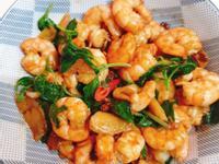 麻香三杯蝦