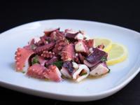 義式章魚沙拉
