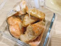 高蛋白配菜|檸檬鮭魚下巴🐟🍋氣炸鍋