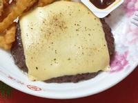 氣炸 紅龍牛肉漢堡排