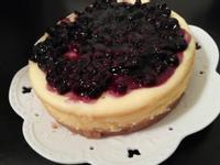 藍莓芝士蛋糕 (6吋)