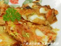 ㄚ曼達與匯鮮市集~泡菜中卷煎餅