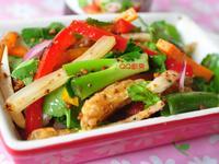 日式和風醬拌彩蔬