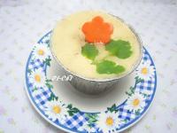 豆腐培根蒸蛋