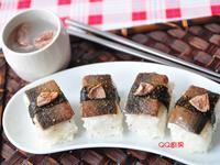魚片海苔梅香壽司