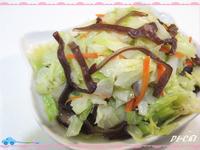 黑木耳高麗菜