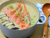 海鮮蔬菜粥