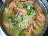 【老吳的廚房】海鮮湯麵 約四人份
