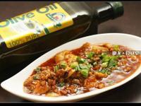 「得意的一天橄欖油」麻婆魚片