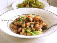 [魚料] 蒜香鯖魚丁