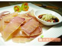 台灣小吃~蒜蓉魷魚