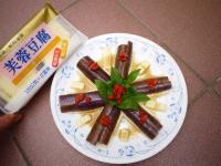 【桂冠夏至涼拌】茄絲蛋豆腐