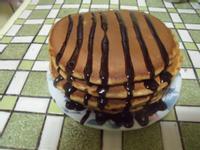 巧克力咖啡銅鑼燒