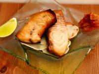 味噌香烤旗魚