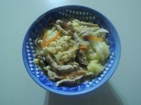 [得意的一天橄欖油]--中華湯麵