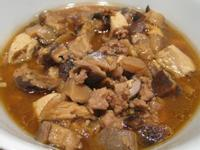 【粉豬兒】香菇豆腐滷肉