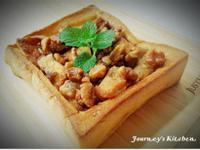 [得意的一天橄欖油]楓糖核桃吐司盒子