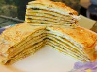 南瓜千層蛋糕