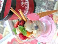 [阿妮塔♥sweet] Mix&Fun疊疊樂! COLD STONE冰淇淋水果蛋糕杯(Ice cream Trifle)