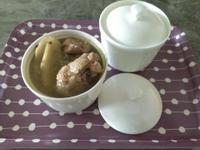 品靚上菜-牛蒡糙米雞湯