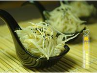 日式芝麻牛蒡絲