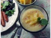 [Yun。在廚房]鳳梨蘋果汁