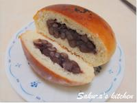 ♥我的手作料理♥ 湯種紅豆麵包