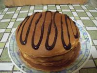 自製鬆餅粉做香蕉鬆餅