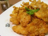 綜合炸物-香酥多利魚&雪白菇