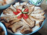 黑胡椒(有機)杏鮑菇