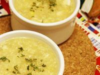 Costco 烤雞運用料理 - 雞蓉玉米濃湯