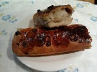 優格蜂蜜蔓越莓麵包