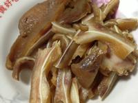 [一食兩吃料理]涼拌豬耳朵