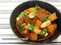 番茄杏鮑菇燉豬肉 《燒肉+Vegi 7》