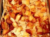 簡單香脆烤馬鈴薯-泡菜人妻in NY's kitchen