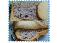 腰果鮪魚奶酪抹醬