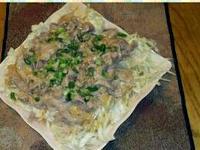 日式胡麻水煮梅花肉