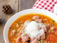 《奧斯卡的72道獨樂料理》番茄燉百里香小肉丸