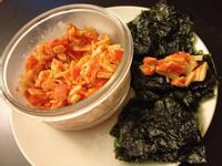 韓式家庭小菜-泡菜人妻in NY's kitchen