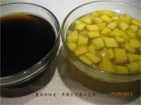 麗娟烘焙屋~~黑糖&芒果石花凍