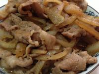 [十分鐘便當料理]黑胡椒洋蔥肉片