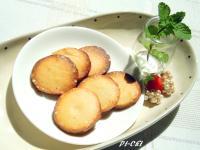 椰子杏仁酥餅