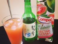 CDE 消暑蕃石榴汁配燒酒-含酒精飲料